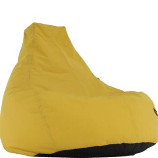 Tempo Kondela Sedací vak BOLZANO - žlutozelená látka (330 l) + kupón KONDELA10 na okamžitou slevu 3% (kupón uplatníte v košíku)