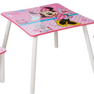 Moose Dětský stůl s židlemi Myška Minnie