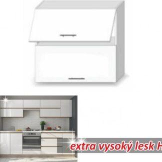 Tempo Kondela Kuchyňská skříňka LINE WHITE G80 U + kupón KONDELA10 na okamžitou slevu 3% (kupón uplatníte v košíku)