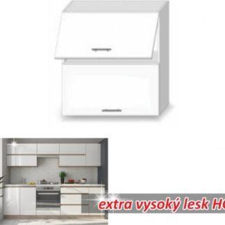Tempo Kondela Kuchyňská skříňka LINE WHITE G60 U + kupón KONDELA10 na okamžitou slevu 3% (kupón uplatníte v košíku)