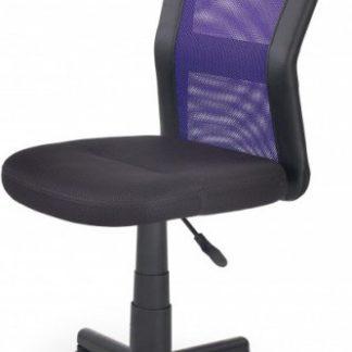 Halmar Dětská židle Cosmo fialová