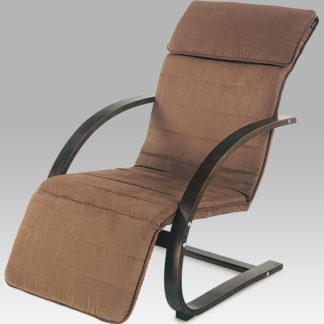 Autronic Relaxační křeslo QR-31 BR hnědé/hnědá  - II. jakost