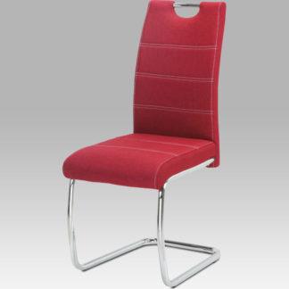 Autronic Jídelní židle HC-482 RED2