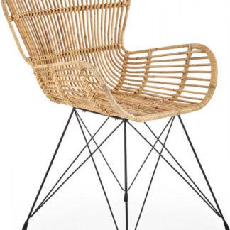 Halmar Jídelní židle s područkami K-335