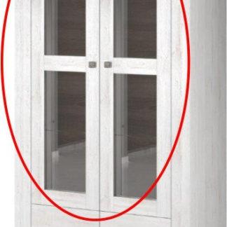 Tempo Kondela LED osvětlení k vitríně 2D NERITA TYP 12 - bílé podbarvení + kupón KONDELA10 na okamžitou slevu 3% (kupón uplatníte v košíku)