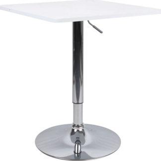 Tempo Kondela Barový stůl s nastavitelnou výškou