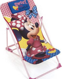 Arditex Dětská campingová židlička Minnie