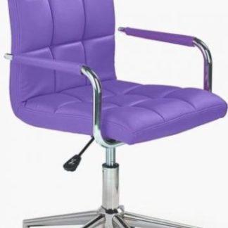 Halmar Dětská židle Gonzo 2 Bílá
