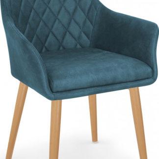 Halmar Jídelní židle K-287 šedá