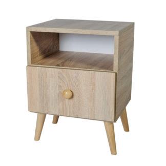 Noční stolek dekor dub sonoma