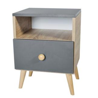 Designový noční stolek Nija