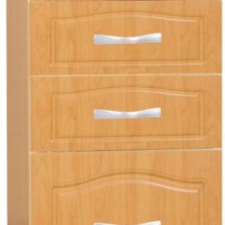 Tempo Kondela Kuchyňská skříňka LORA MDF NEW KLASIK S40SZ4 - olše + kupón KONDELA10 na okamžitou slevu 3% (kupón uplatníte v košíku)