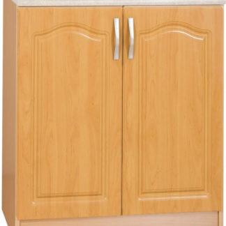 Tempo Kondela Kuchyňská skříňka LORA MDF NEW KLASIK S60 - olše + kupón KONDELA10 na okamžitou slevu 3% (kupón uplatníte v košíku)