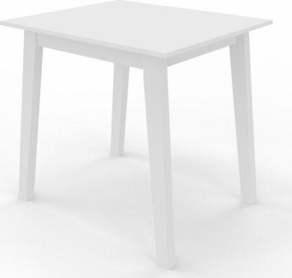 Casarredo Jídelní stůl CARLOS 80x80 bílý