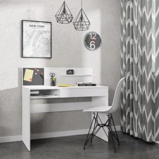Casarredo Pracovní stůl MEGGY bílý