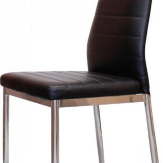 Idea Jídelní židle MILÁNO černá