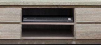 Tempo Kondela Televizní stolek PANAMA Typ 06 + kupón KONDELA10 na okamžitou slevu 3% (kupón uplatníte v košíku)