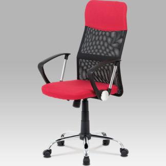 Autronic Kancelářská židle KA-V204 RED