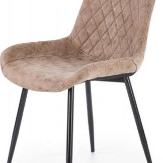 Halmar Jídelní židle K-313 - hnědá
