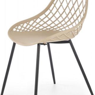 Halmar Jídelní židle K-330 - béžová