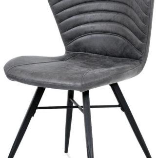 Autronic Jídelní židle HC-442 GREY3