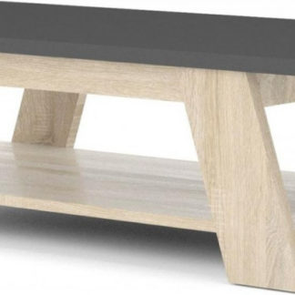 Falco Konferenční stolek Liam 753 dub sonoma/grey