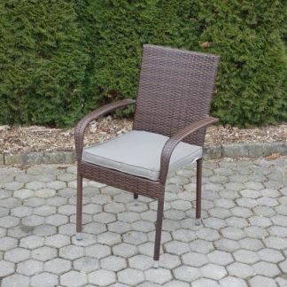 V-Garden Zahradní židle KAROLINA SET 6