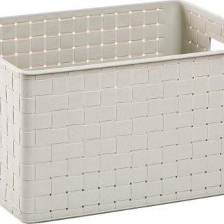 Curver NUANCE úložný box L - sv. krémový