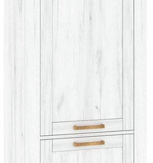 Tempo Kondela Policová skříň SUDBURY V - dub craft zlatý/dub craft bílý + kupón KONDELA10 na okamžitou slevu 3% (kupón uplatníte v košíku)