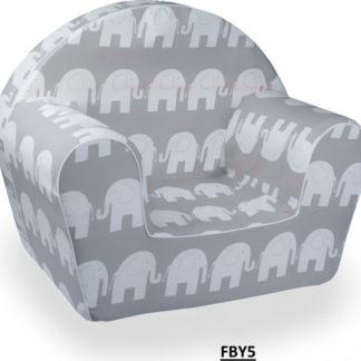 Fimex Dětské křesílko - sloni DKFI0036