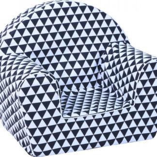 Fimex Dětské křesílko - trojúhelníky DKFI0207