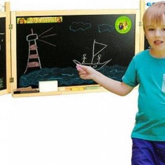 3toysm Dětská skládací tabule na stěnu TA3T0403