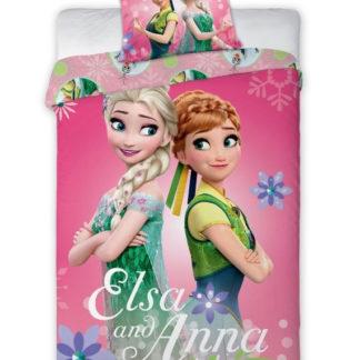 Faro Dětské povlečení Anna a Elsa 140x POFA0405