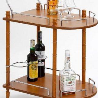 Halmar Servírovací stolek BAR-4