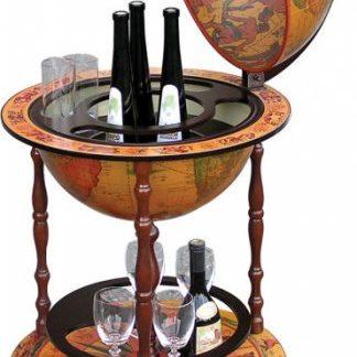 Tempo Kondela Barový stolek GLOBUS 2 - 324 + kupón KONDELA10 na okamžitou slevu 3% (kupón uplatníte v košíku)