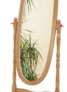 Tempo Kondela Zrcadlo 20124 - dub + kupón KONDELA10 na okamžitou slevu 3% (kupón uplatníte v košíku)