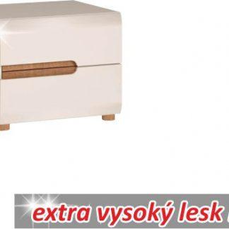 Tempo Kondela Noční stolek LYNATET 96 + kupón KONDELA10 na okamžitou slevu 3% (kupón uplatníte v košíku)