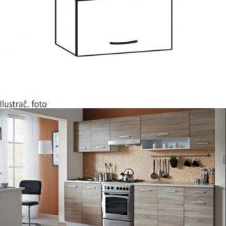 Tempo Kondela Kuchyňská skříňka CYRA NEW GO- + kupón KONDELA10 na okamžitou slevu 3% (kupón uplatníte v košíku)