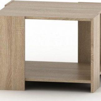 Tempo Kondela Konferenční stolek TEMPO ASISTENT NEW 026 - dub sonoma + kupón KONDELA10 na okamžitou slevu 3% (kupón uplatníte v košíku)