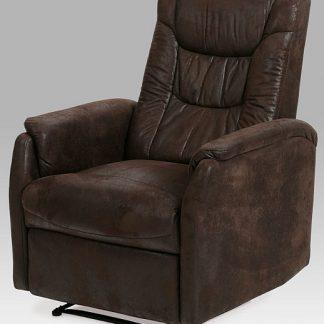 Autronic Relaxační křeslo TV-7013 Látka šedá GREY2