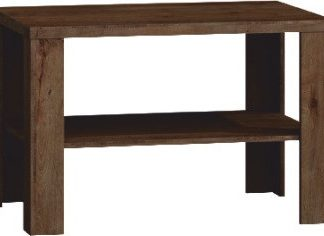 Tempo Kondela Konferenční stolek TEDY T23 + kupón KONDELA10 na okamžitou slevu 3% (kupón uplatníte v košíku)