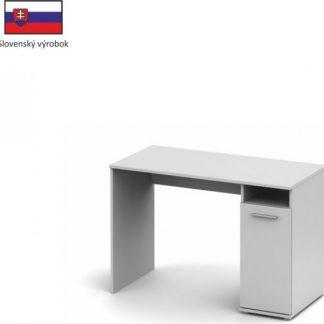 Tempo Kondela PC stůl Singa 21 - bílý + kupón KONDELA10 na okamžitou slevu 3% (kupón uplatníte v košíku)