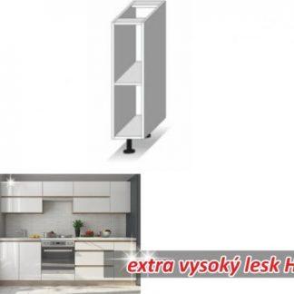 Tempo Kondela Kuchyňská skříňka LINE WHITE D OTV + kupón KONDELA10 na okamžitou slevu 3% (kupón uplatníte v košíku)