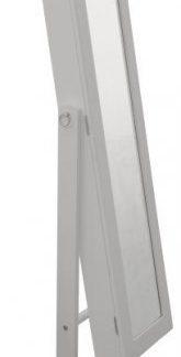 Tempo Kondela Zrcadlo FY13015-3 MIROR - šedá + kupón KONDELA10 na okamžitou slevu 3% (kupón uplatníte v košíku)