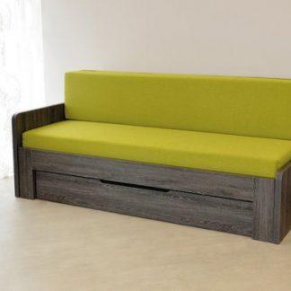 Ahorn Rozkládací postel Duovita s lamelovým roštem bez zásuvky a matrací