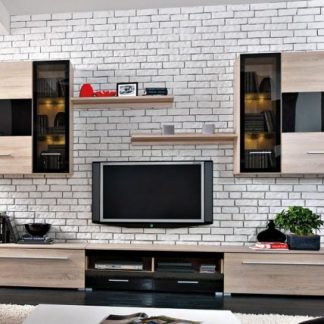 BRW Obývací stěna Somatic
