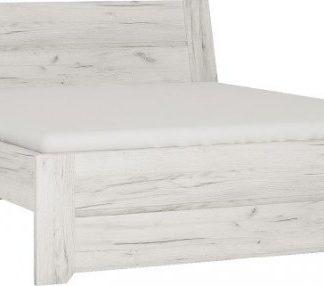 Tempo Kondela Postel ANGEL Typ 92 160x200 - bílá craft + kupón KONDELA10 na okamžitou slevu 3% (kupón uplatníte v košíku)