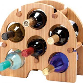 Autronic Stojan na víno - DR-038