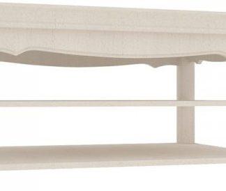 Lubidom Konferenční stolek Amelie provence - bílá provence
