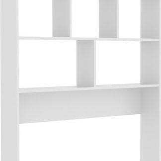 Lubidom Nadstavba na stůl Ariel - bíla White schagreen